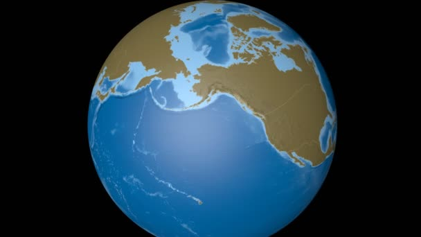 Alaska extruded. Bumps.