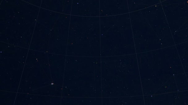 Constellation of Ophiuchus. Galaxy space imagery