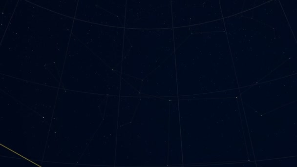 Constellation of Taurus. Tycho Catalogue