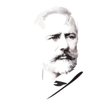 Russian composer Tchaikovsky.
