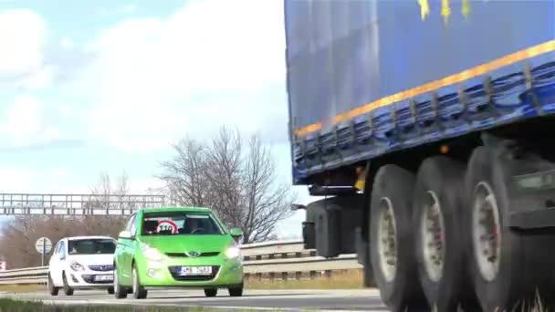 Dálnice dopravní časová prodleva rychlost 10 x