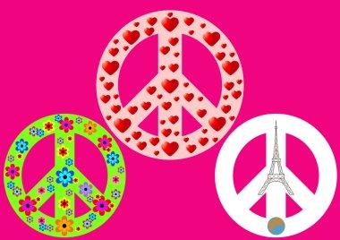 an international symbol of peace, disarmament, anti-war movement.