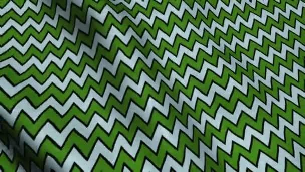Zelené bílé pruhy látky látkou materiálových textur bezproblémové cyklických pozadí