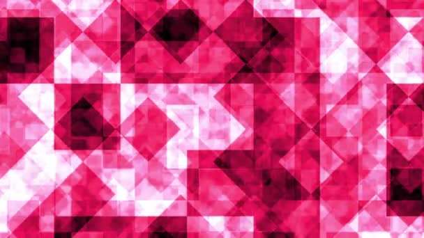 Abstraktní pozadí červené krystaly