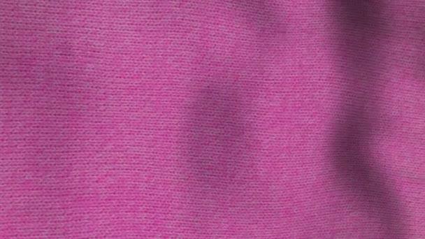 Růžové látky látkou vlny materiálové textury bezešvé tvořili pozadí