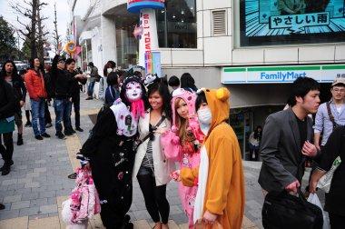Cosplay in Harajuku, Kyoto