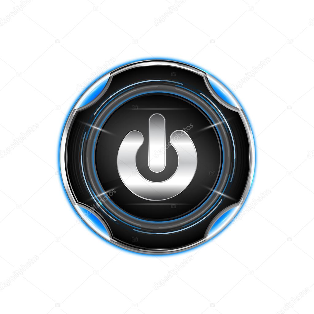 Vektoren Symbol Technologie-Umschalter — Stockvektor ...