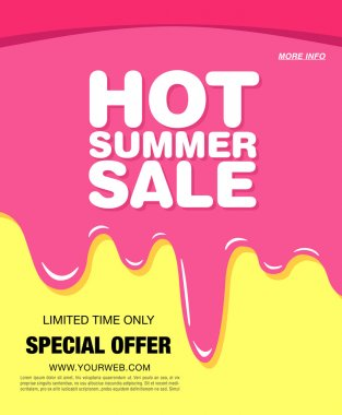 Hot summer sale.
