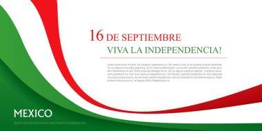 16 th of September. Viva Mexico!