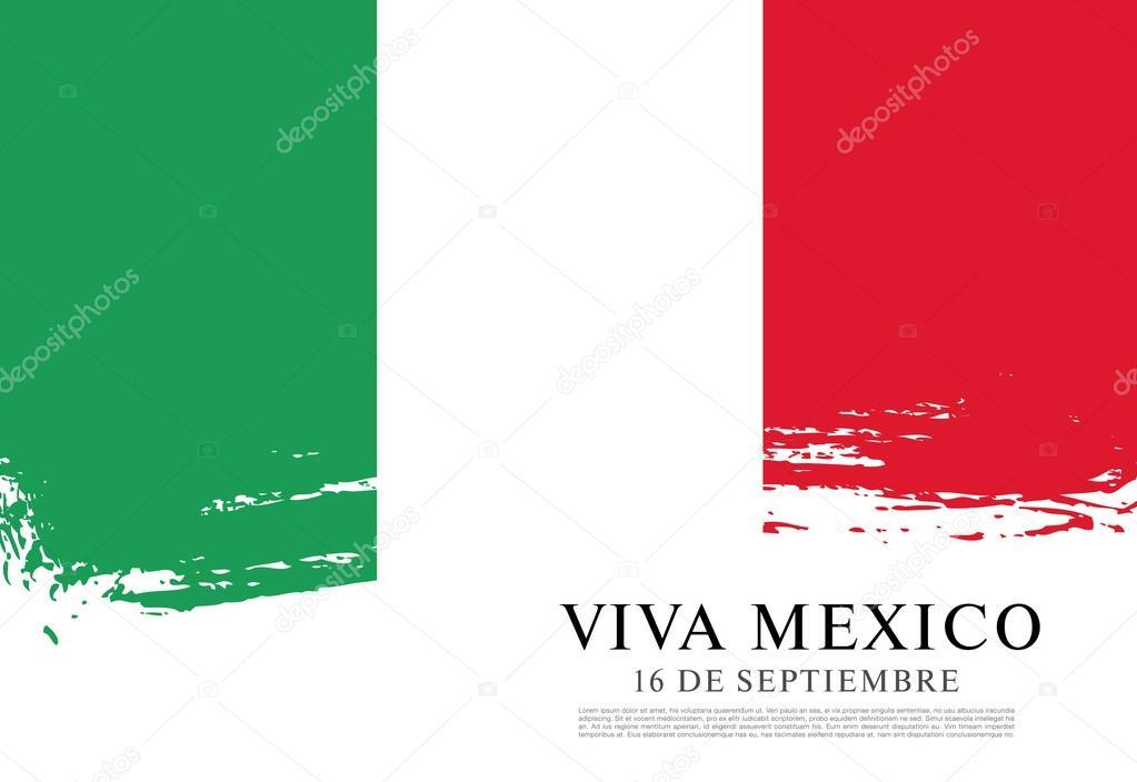 Feliz dia de la bandera mexicana | Bandera día de la independencia ...