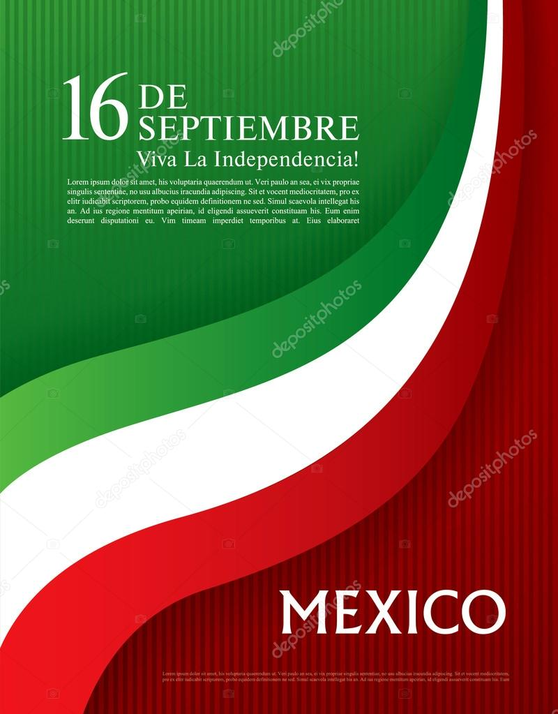 Viva Mexico! 16 th of September. Happy Independence day!