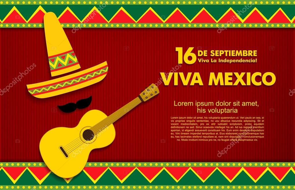 16 th of September. Happy Independence day! Viva Mexico!