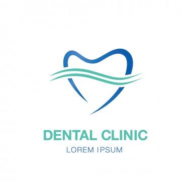 Dental logo. Stomatology