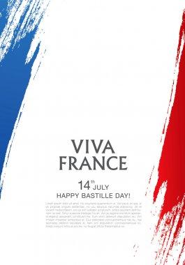 14 july. Happy Bastille Day!