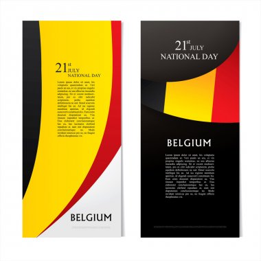 Kingdom of Belgium. National day. 21st of July