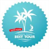 cestovní kancelář logo