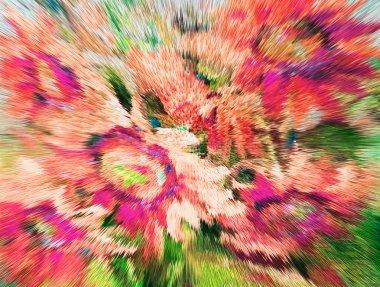 "Картина, постер, плакат, фотообои ""текстура живописи маслом, цветы, фрагмент живописи картина пейзаж постеры портрет ретр"", артикул 107045598"