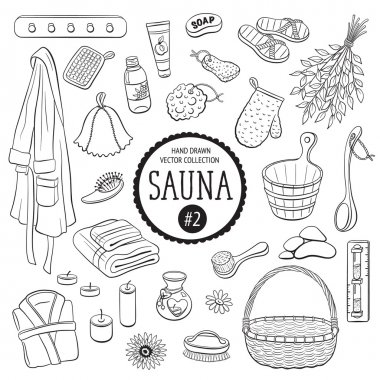 Sauna and spa objects