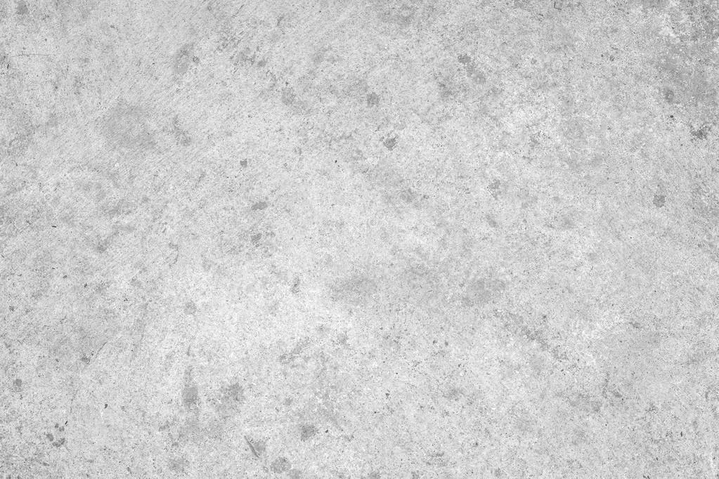 Textura De Cimento Velho Sujo De Piso De Concreto Branco