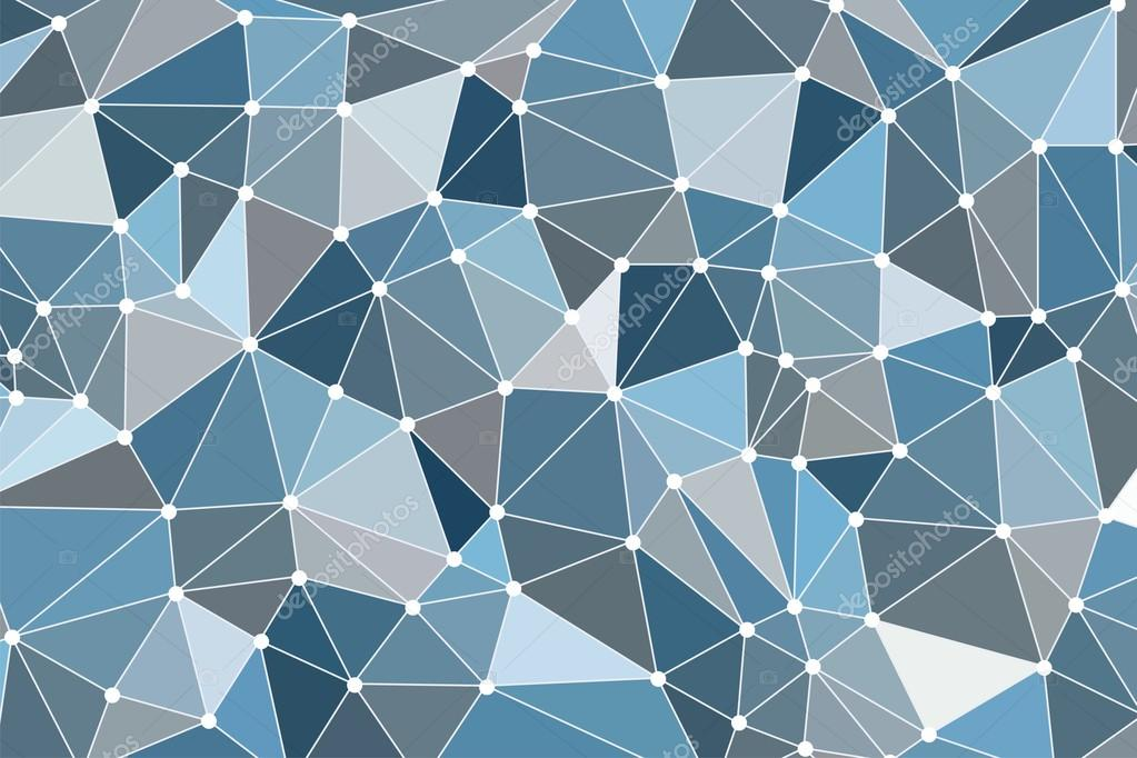 Line Color Form : Background polygon. blue color.polygonal background. abstract form