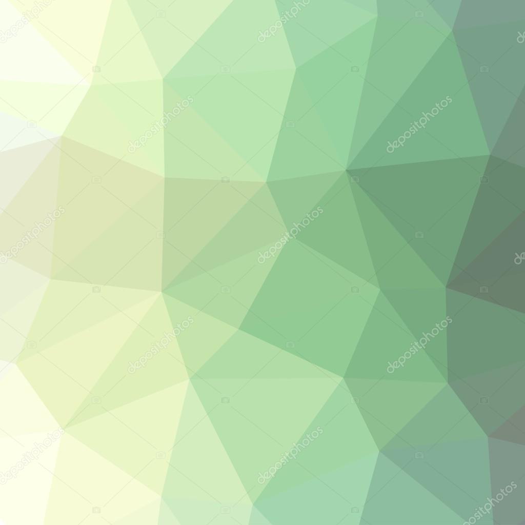 Les Triangles De Fond Couleur Vert Clair Motif Geometrique