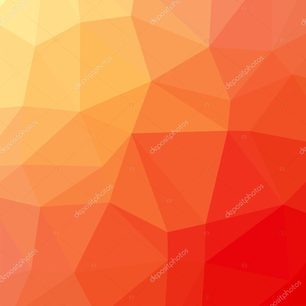 depositphotos 115313492 stock photo the background triangles color red