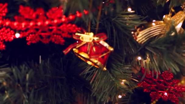 Immagini Natale Movimento.Decorazioni Di Natale In Movimento