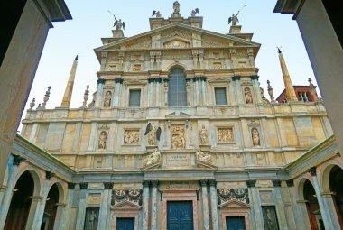 Santa Maria dei Miracoli,Milan,Italy