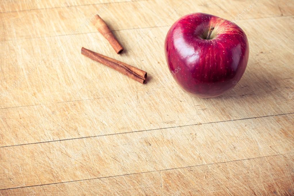 vinagre de manzana con canela
