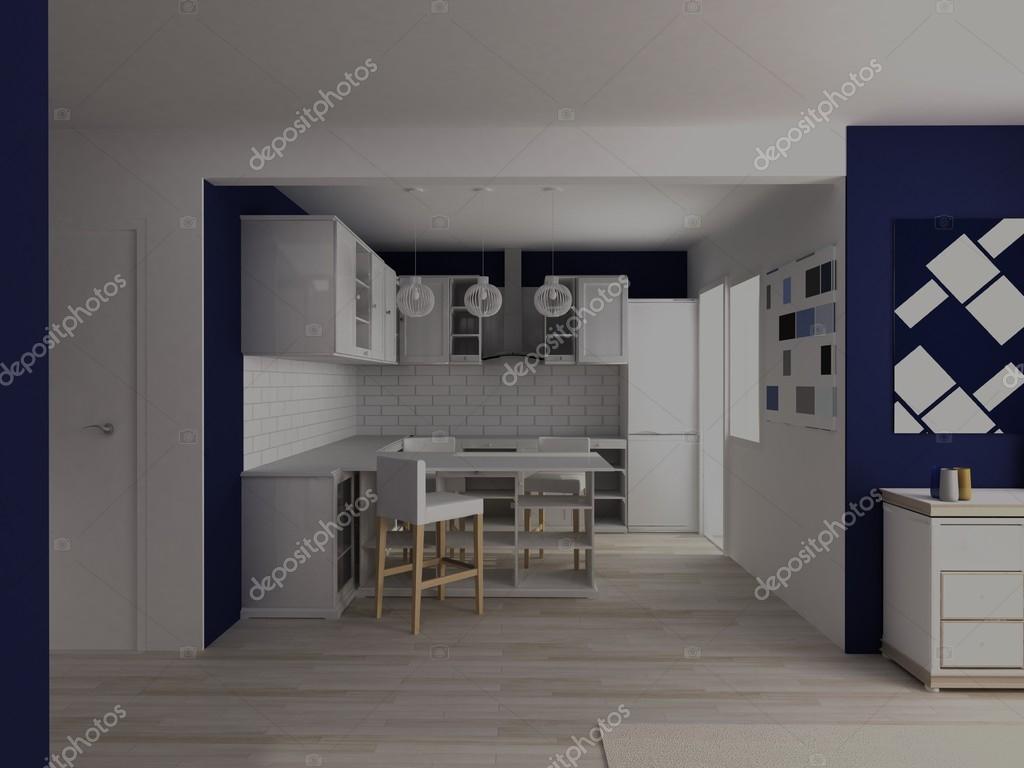 Moderne Blauw Keuken : Welke kleur wordt uw keuken bekijk alle mogelijkheden adee