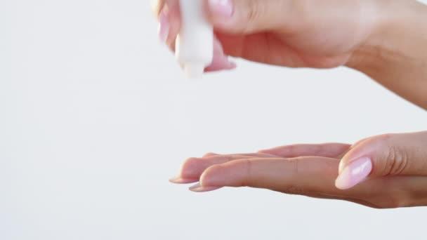ruční péče kosmetický výrobek reklamní krém trubice