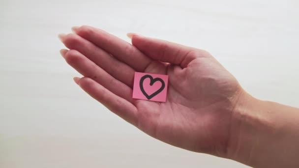 srdce znamení konceptuální láska symbol náklonnost
