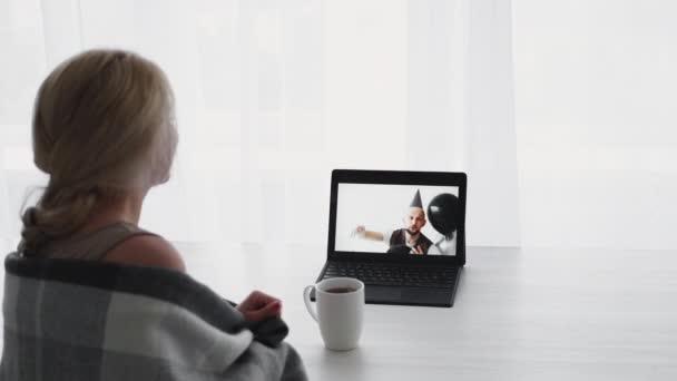 Online-Sperrung für kranke Frau zum Geburtstag