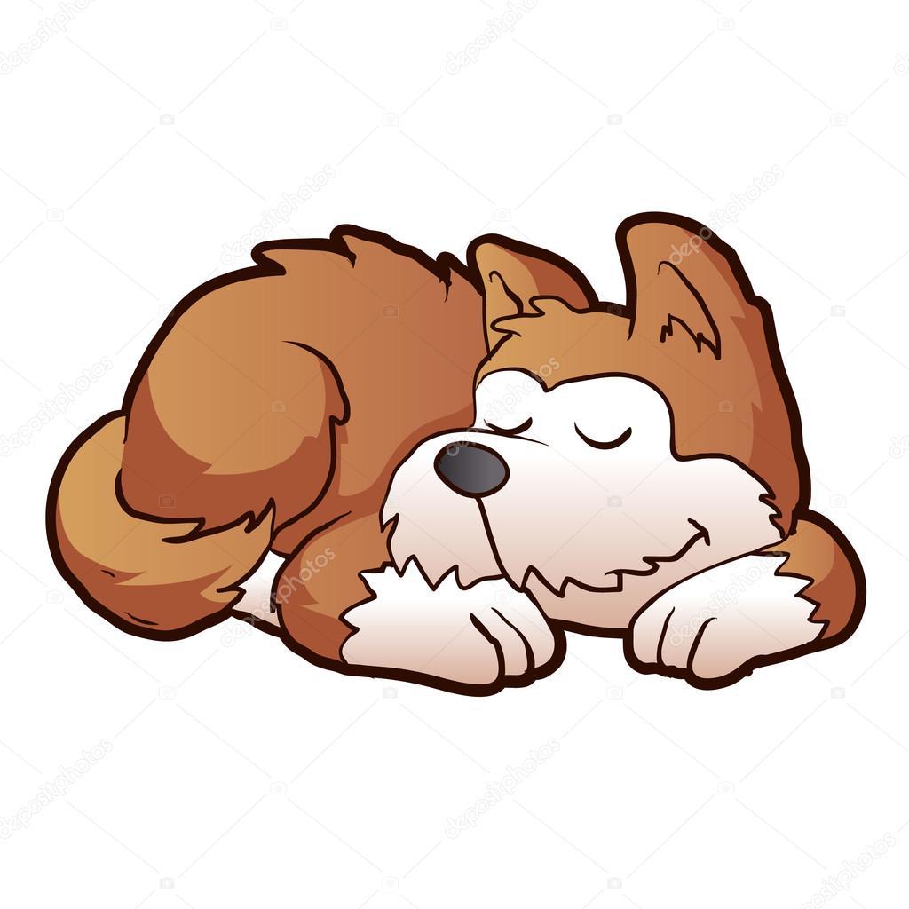 Dogs Sleeping In Art