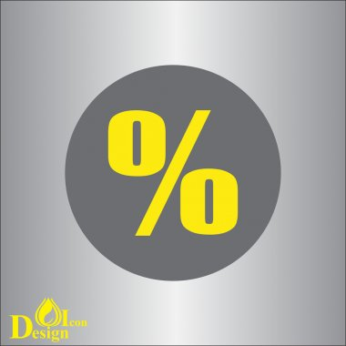 percent, business icon