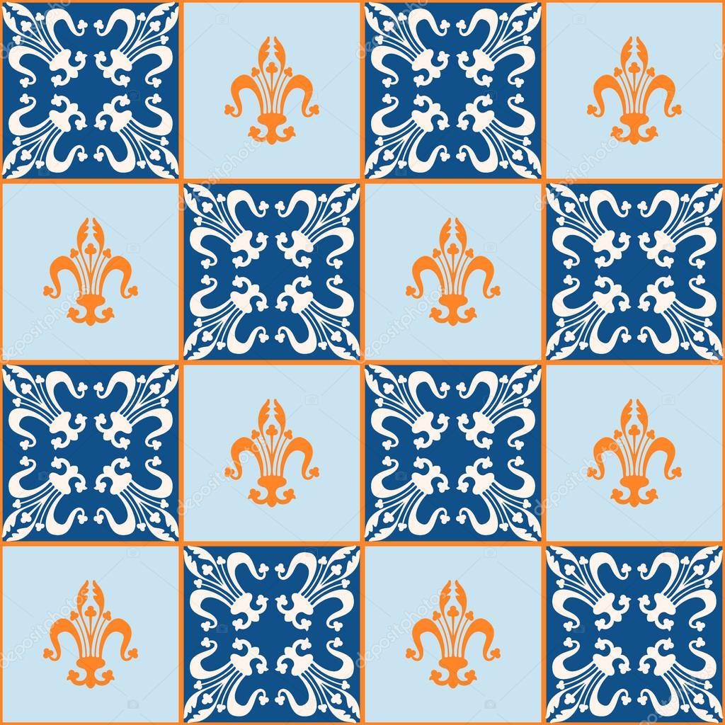 Piastrelle marocchine vettoriali stock katyr 85837978 - Stock piastrelle 2 euro ...