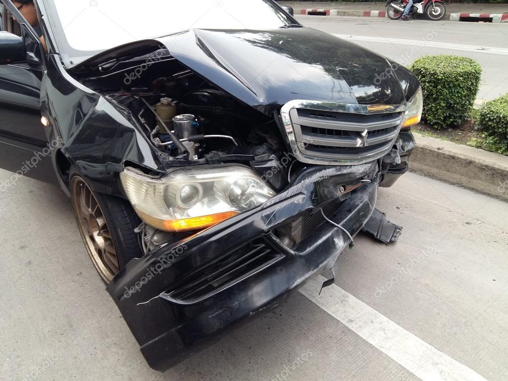car accident on the road. – Stock Editorial Photo © tayphotodesign ...