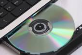 Vložte disk Cd do počítače