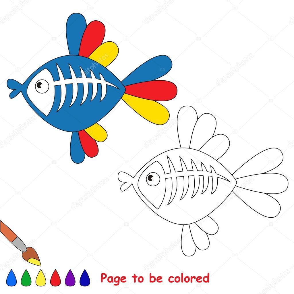 Imágenes Rayos X Para Colorear Dibujos Animados De