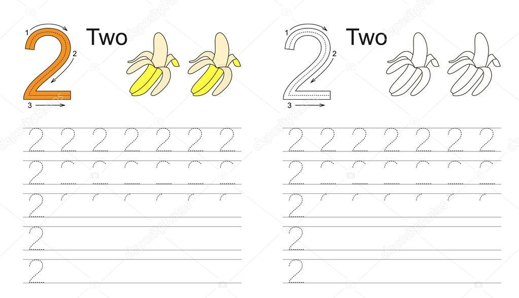 Trazar la hoja de cálculo de carta 2 — Vector de stock ...
