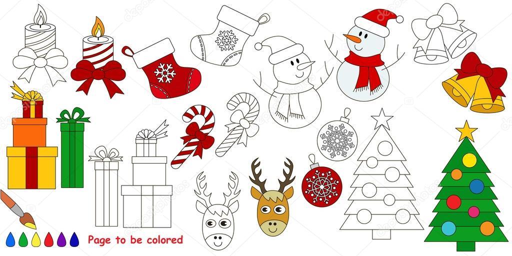 Tolle Weihnachts Malbuch Ideen - Druckbare Malvorlagen - amaichi.info