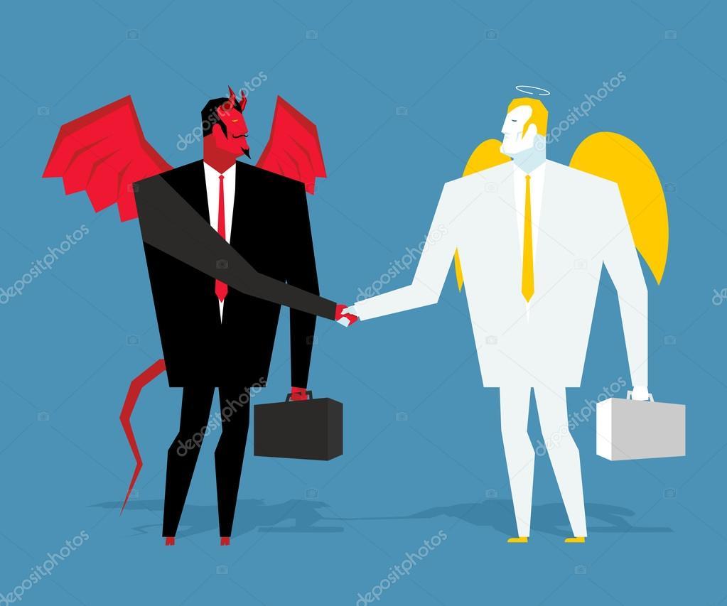 ängel demon dating