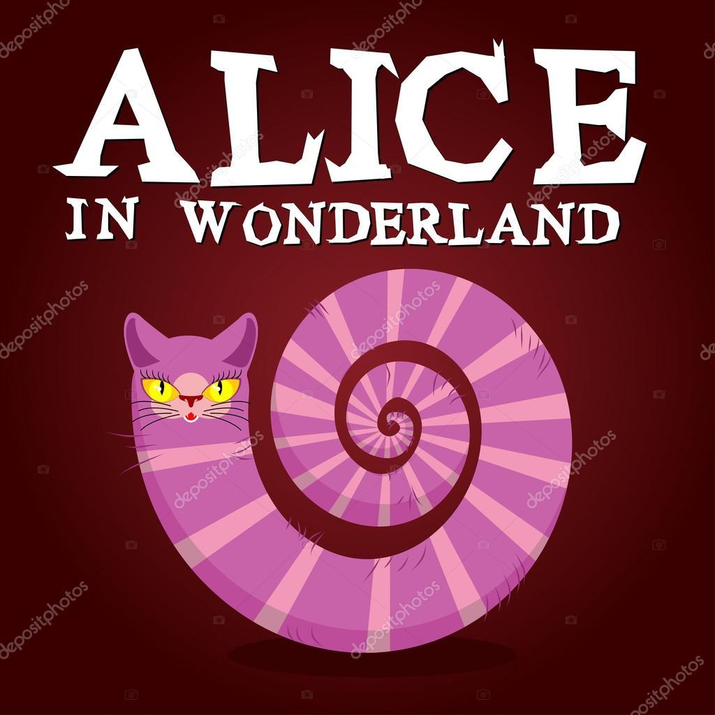 Alicja W Krainie Czarów Tytuł Kot Z Cheshire Fantastyczne