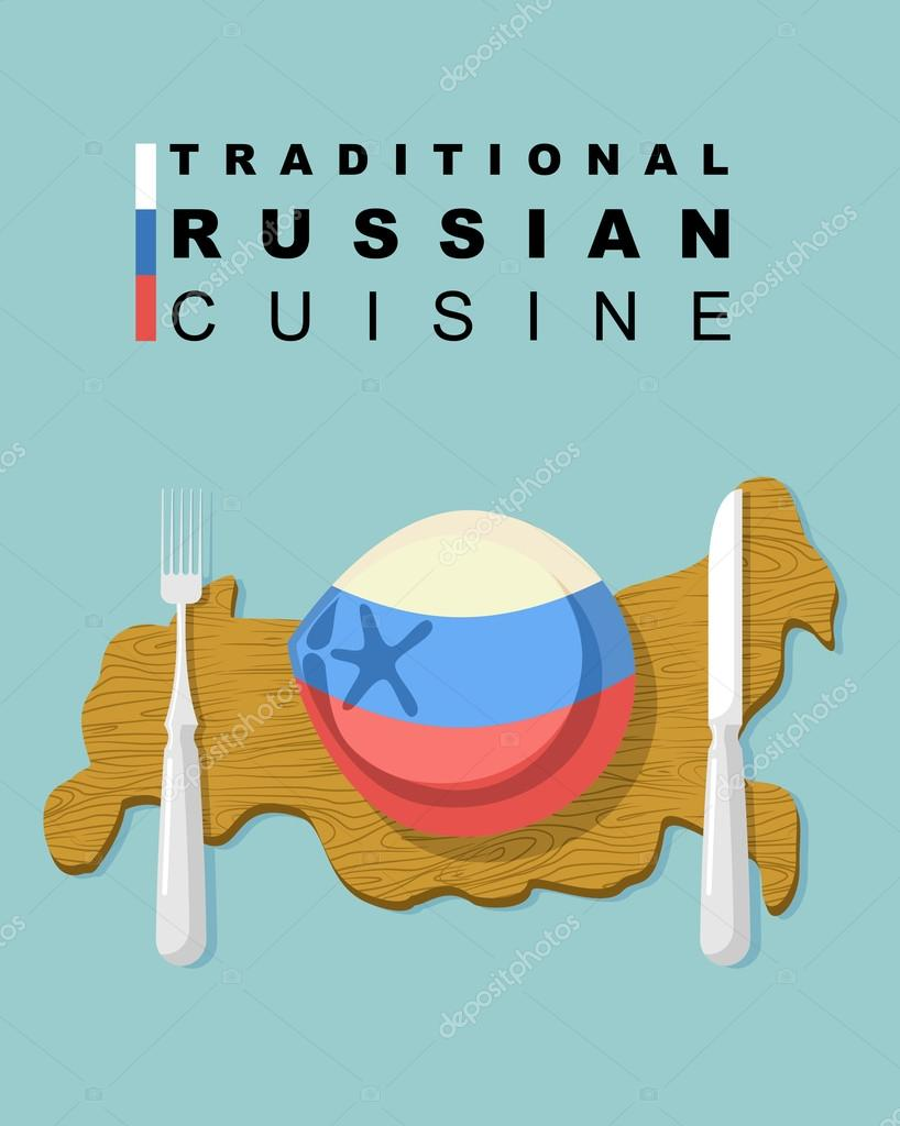 Traditional Russian cuisine. National dishes of dumplings. Meat