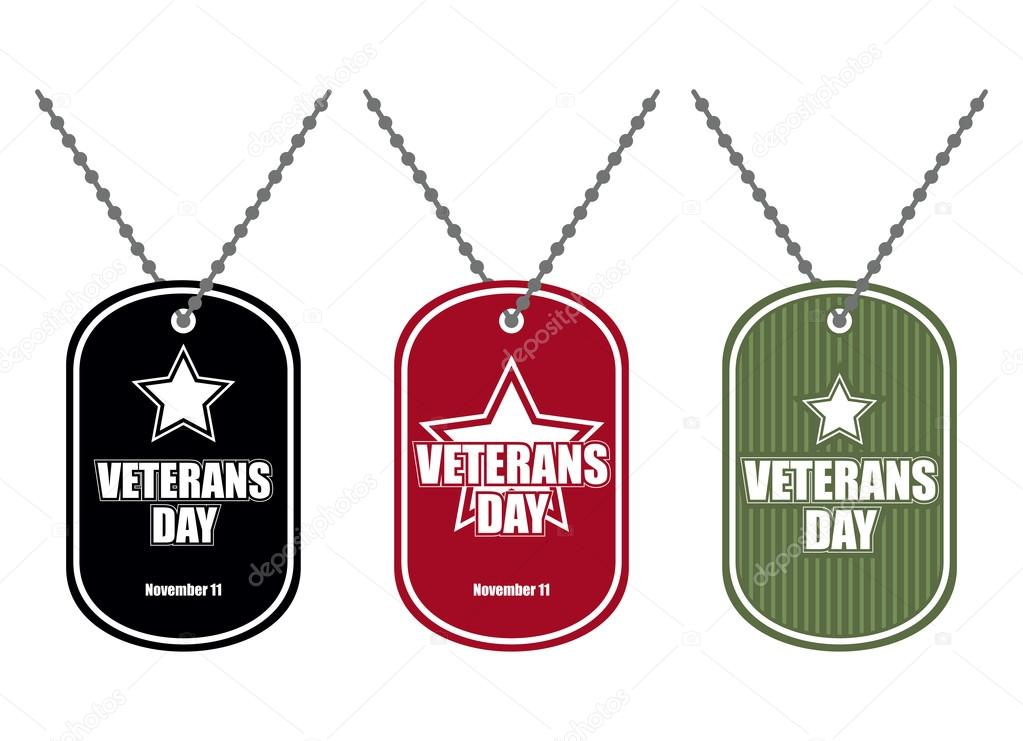 Set army badge. Soldier medallions of different colors. Logo for