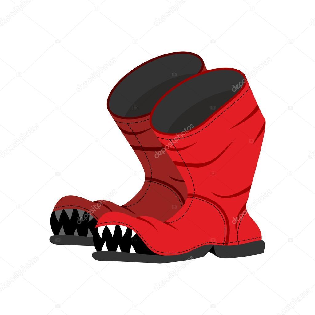 D'amorçage Chaussures DentsVieilles Avec Trou Brisé Les 34jqRLA5