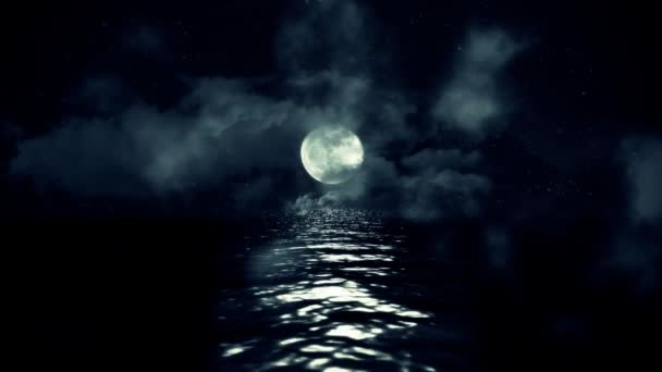 Image result for moonlit starry night beach
