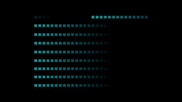 Animované elektronické Sonar linky