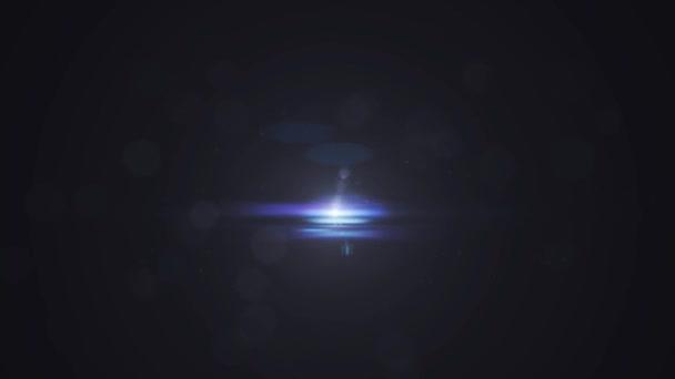 Optické světlice s šestihrany