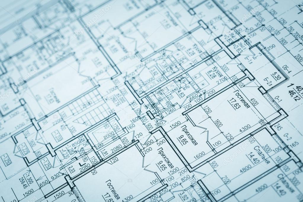 industria edile architettura rotoli progetto piani